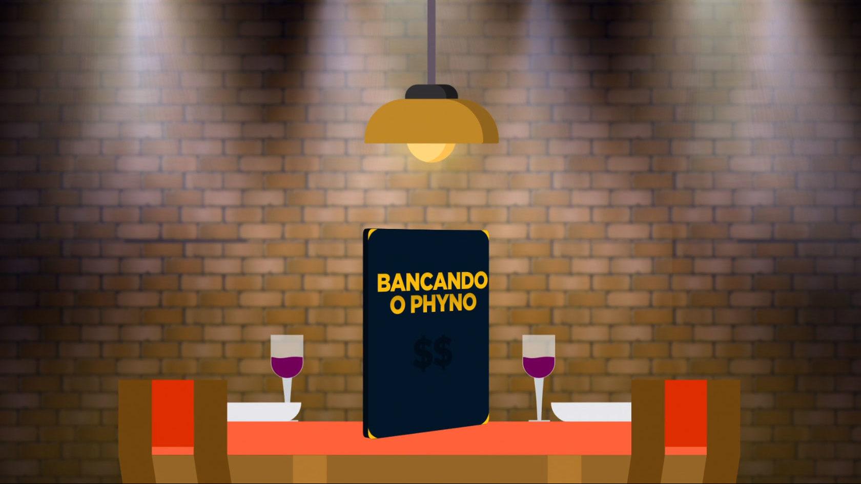 Bancando o Phyno - Canal dos Caçadores